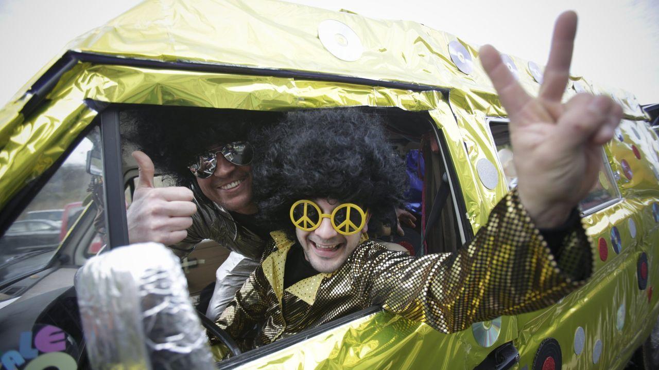 Fin del Carnaval en Ultramar