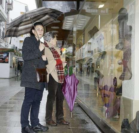 El último Gordo sin Hacienda.Por su ubicación, Ribadeo capta clientes de Asturias y Galicia.