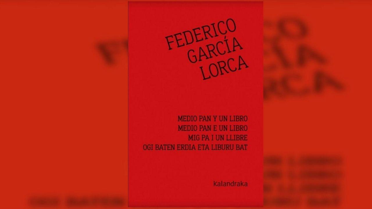 A editorial pontevedresa Kalandraka reedita o discurso de Lorca en defensa da literatura