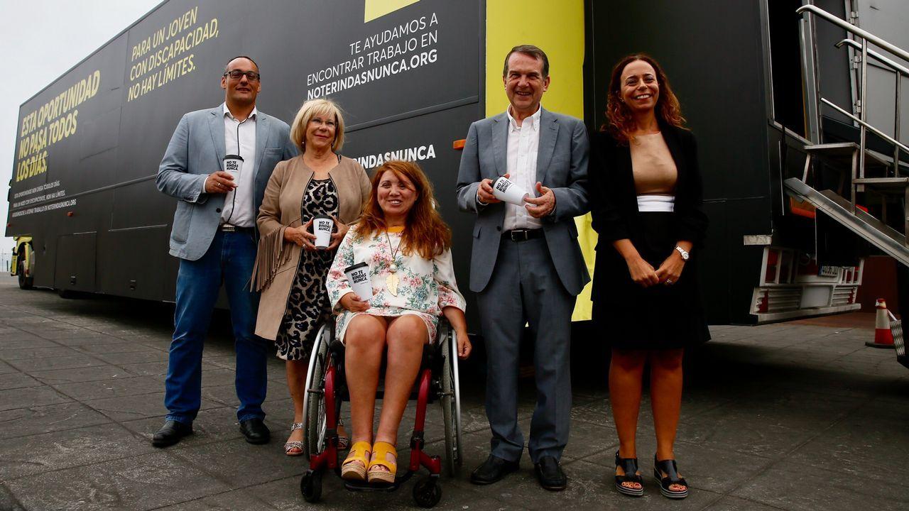 Las imágenes del acto de Pedro Sánchez en Oviedo.Ayuntamiento de Gijón