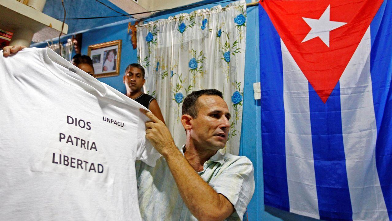 José Daniel Ferrer, lidera  la organización disidente Unión Patriótica de Cuba (Unpacu)