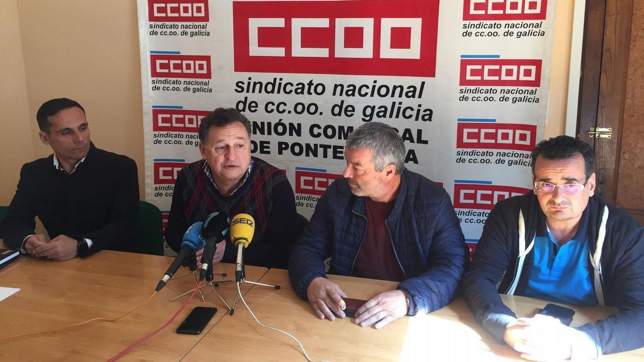 Casado anuncia que el PP recurrirá ante el TC los decretos convalidados en el Congreso.Oficina de empleo