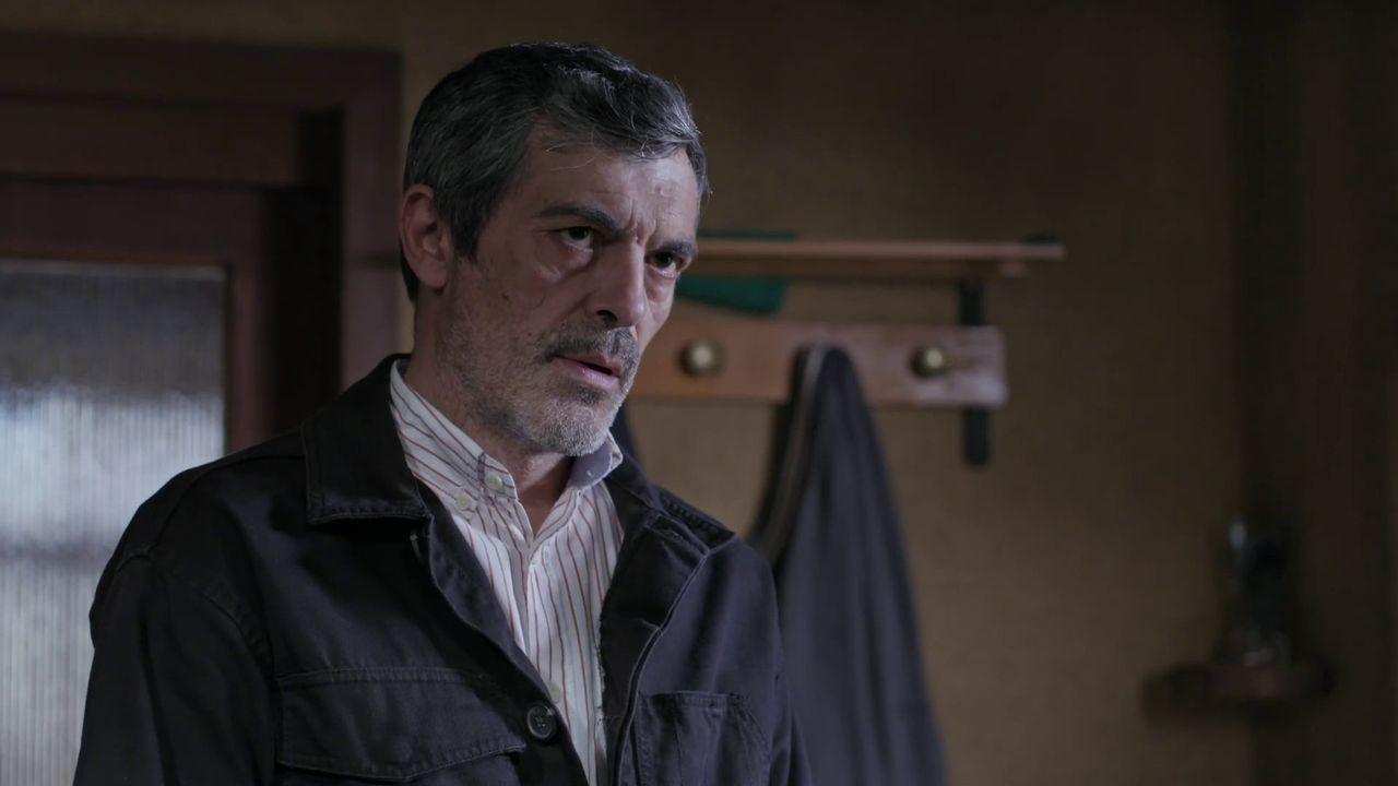 O actor Xabier Deive interpreta a Pancho