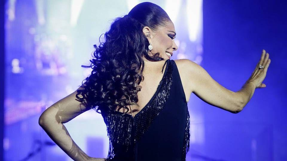 Los supervivientes demuestran su cultura general.Isabel Pantoja fue la protagonista del último concierto en el Ifevi el 12 de mayo del 2012.