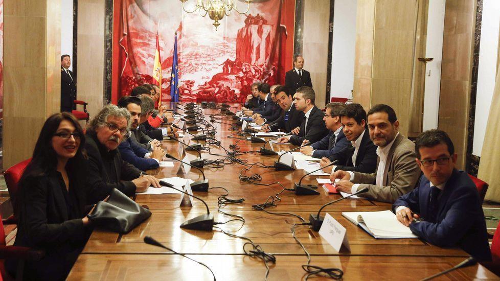 Fracaso en las negociaciones para reducir el coste de la campaña electoral del 26J