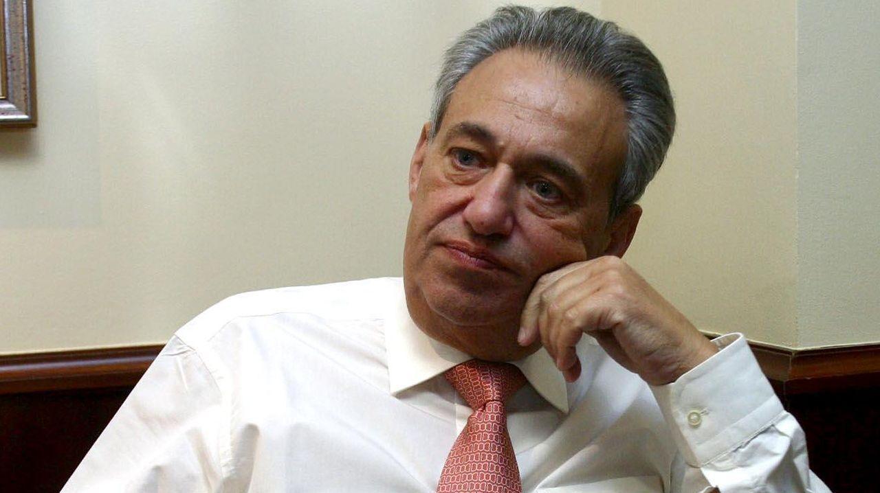 El empresario gallego ha fallecido a los 78 años