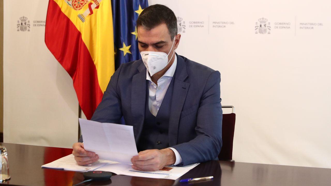 Sánchez anuncia los cambios en el Gobierno.Pedro Sánchez, en una imagen de archivo