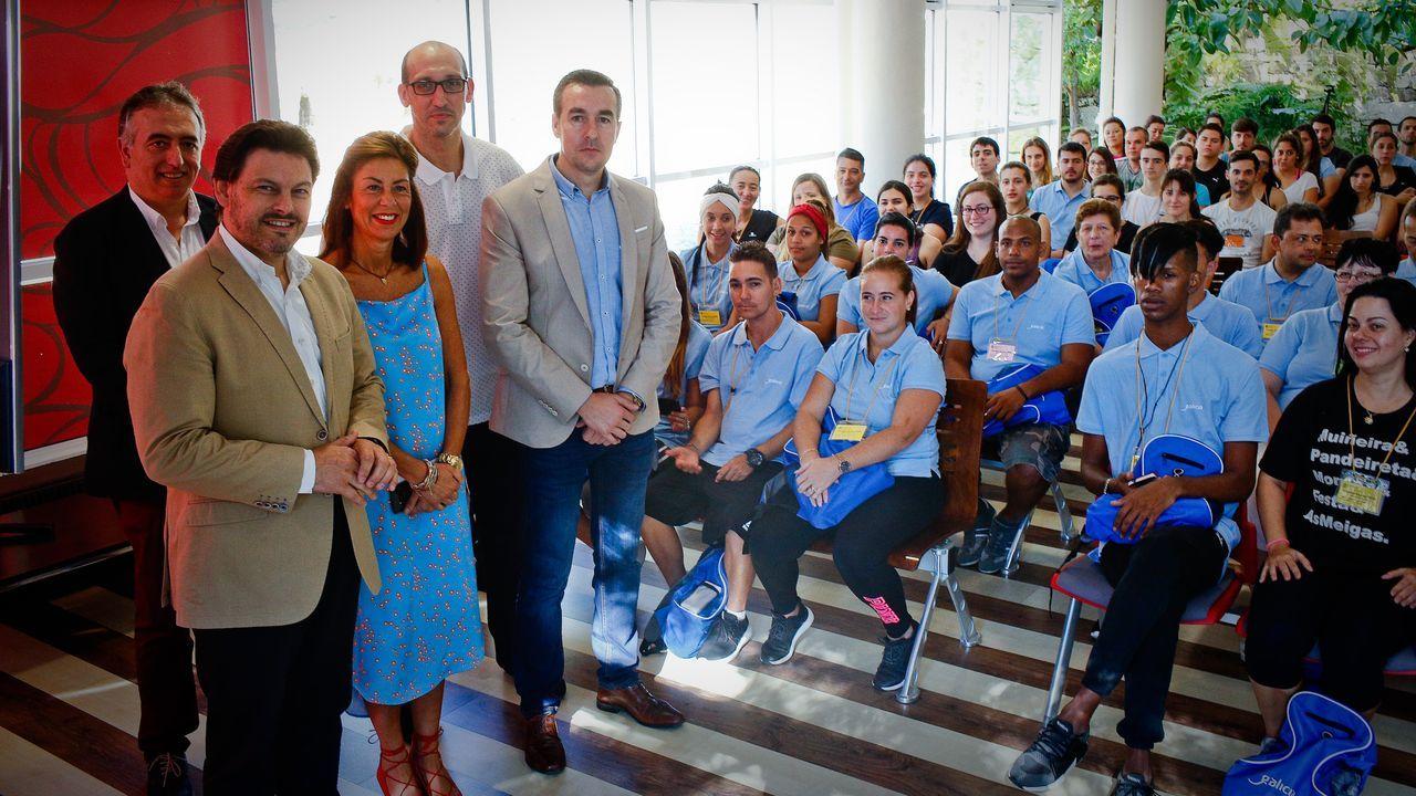 Escolas Abertas 2019.X Pleno del Consello de Comunidades Galegas en Santiago