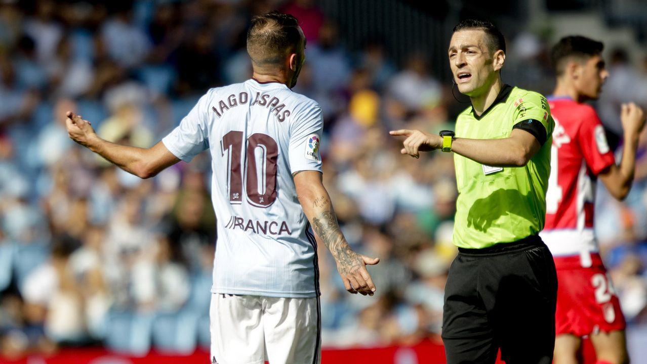 312 - Celta-Granada (0-2) el 15 de septiembre del 2019