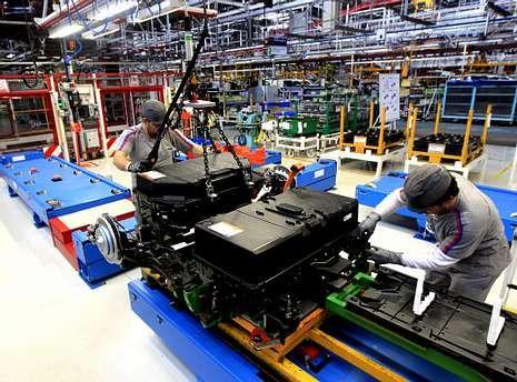 Citroën proporciona a las auxiliares gallegas de la automoción casi dos tercios de su facturación.