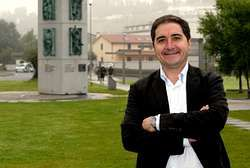 Presentación de la candidatura de Tino Fernández
