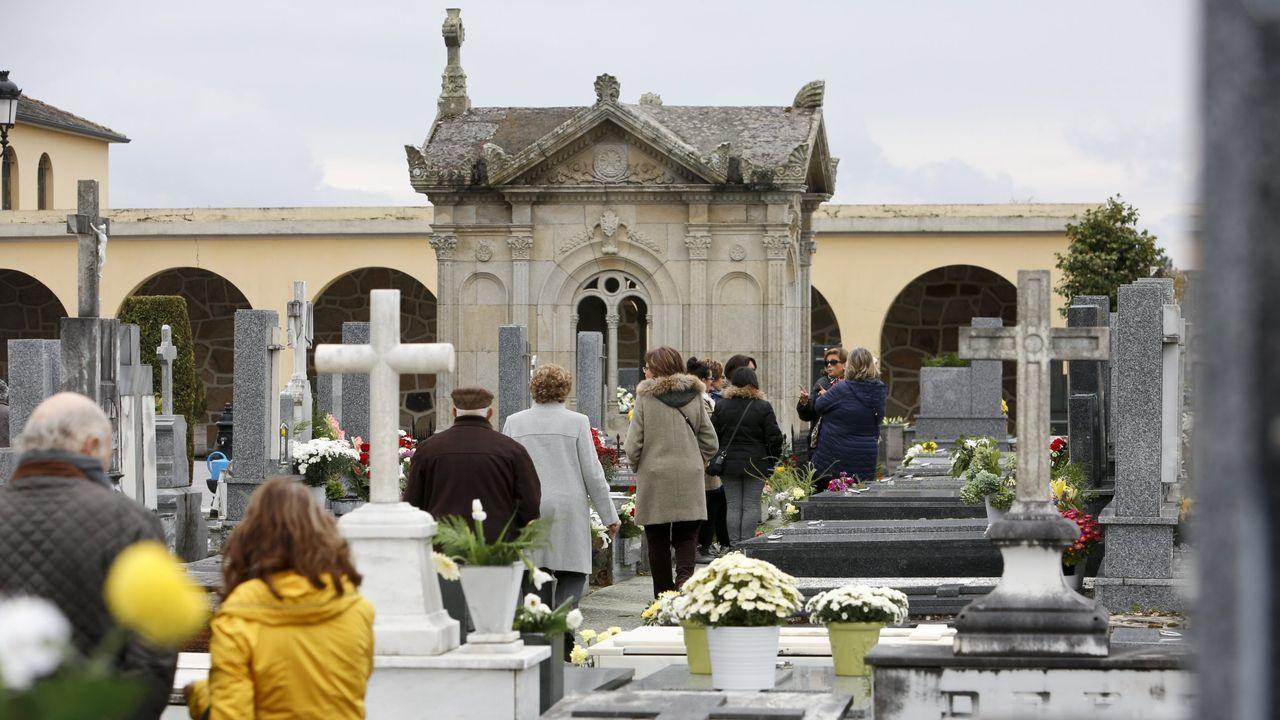 El cementerio de San Froilán