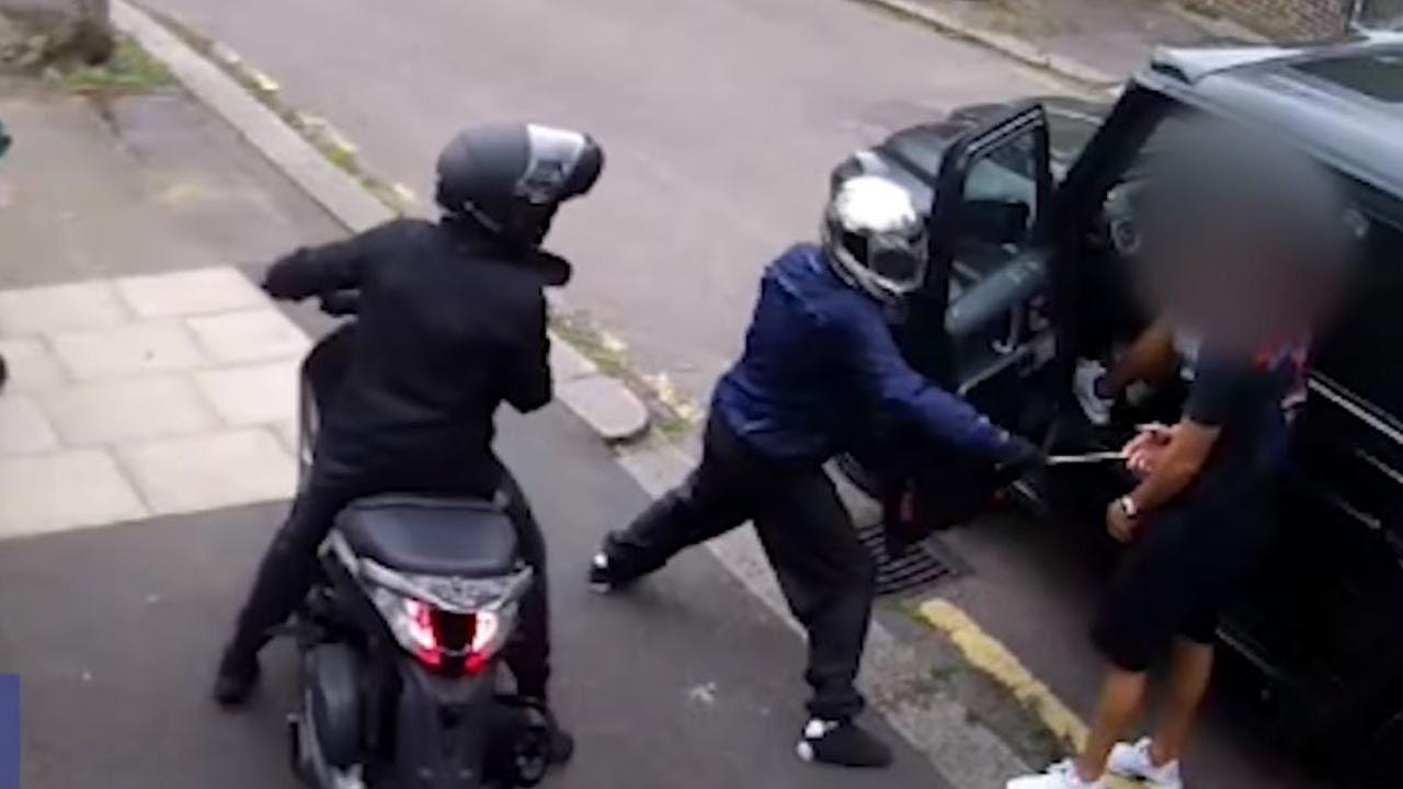 Un nuevo vídeo muestra a Mesut Özil y Sead Kolasinac enfrentándose a unos asaltantes con cuchillo.David Lloyd, en el festival Curtas
