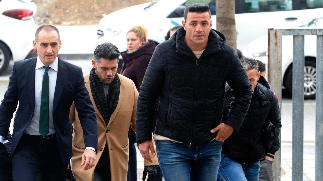 David Serrano pide perdón a los padres de Julen «por el daño ocasionado».Antonio Banderas y Lluís Pasqual, en la época en que unieron sus fuerzas en el teatro fundado por el actor malagueño