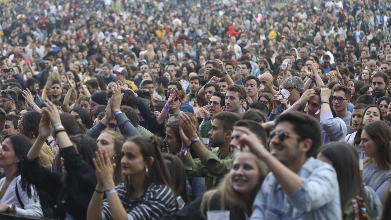 «Compostela, un ano de Voz».PÚBLICO EN O SON DO CAMIÑO 2019
