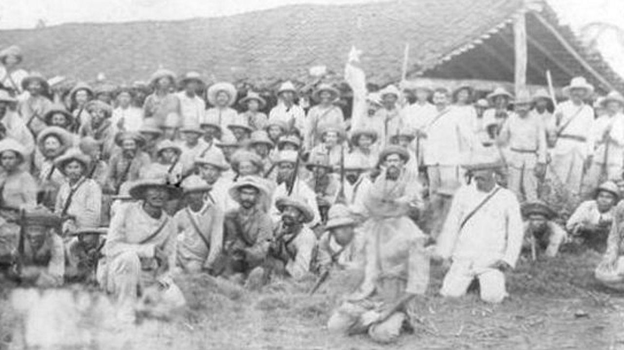 Así empezó la selectividad en Viveiro.A mediados del siglo XIX, 1.621 militares gallegos fueron desplazados a Puerto Rico