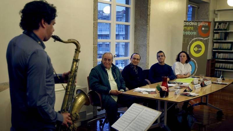 La Banda de Música de Burela ofrecerá hoy el concierto de Año Nuevo en el auditorio municipal.
