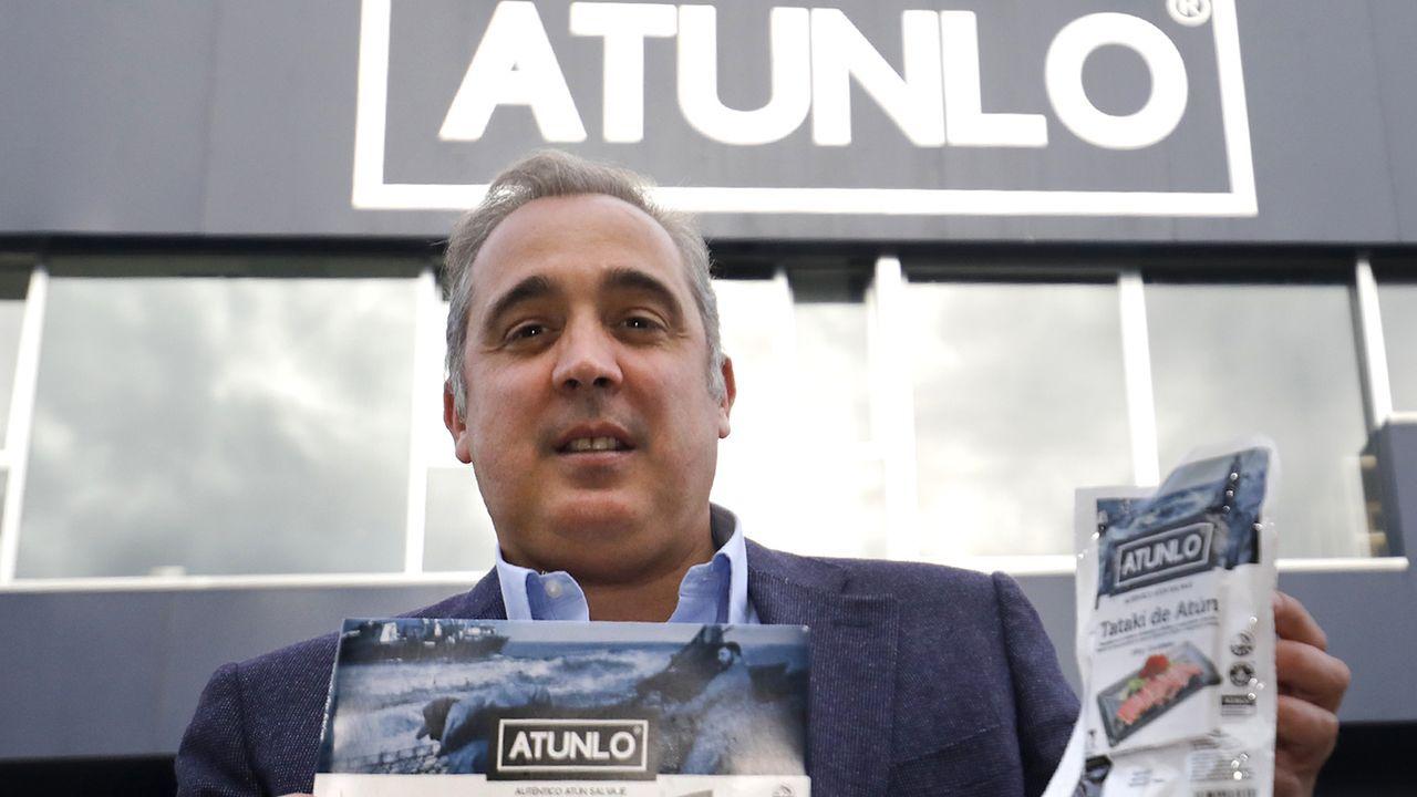 Pernas también es el primer ejecutivo de Atunlo
