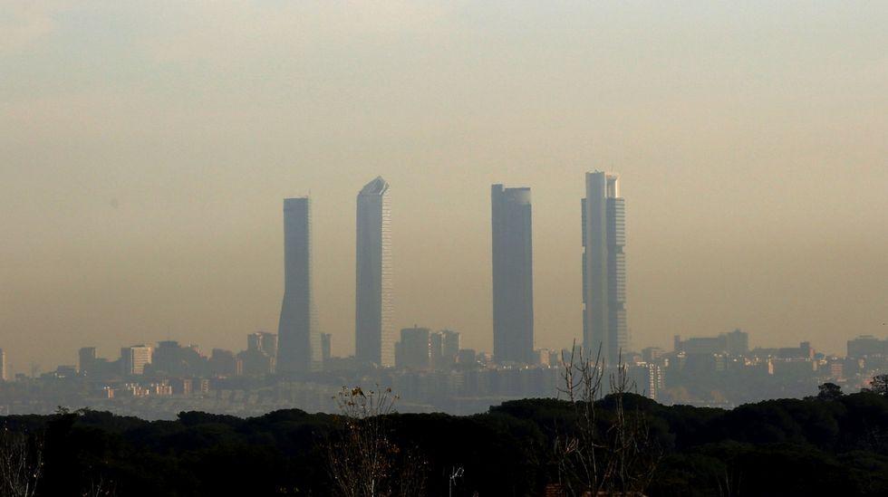 La quinta torre de Madrid se llamará Caleido y abrirá en 2019.Álvaro Ojeda en una foto de su perfil de twitter