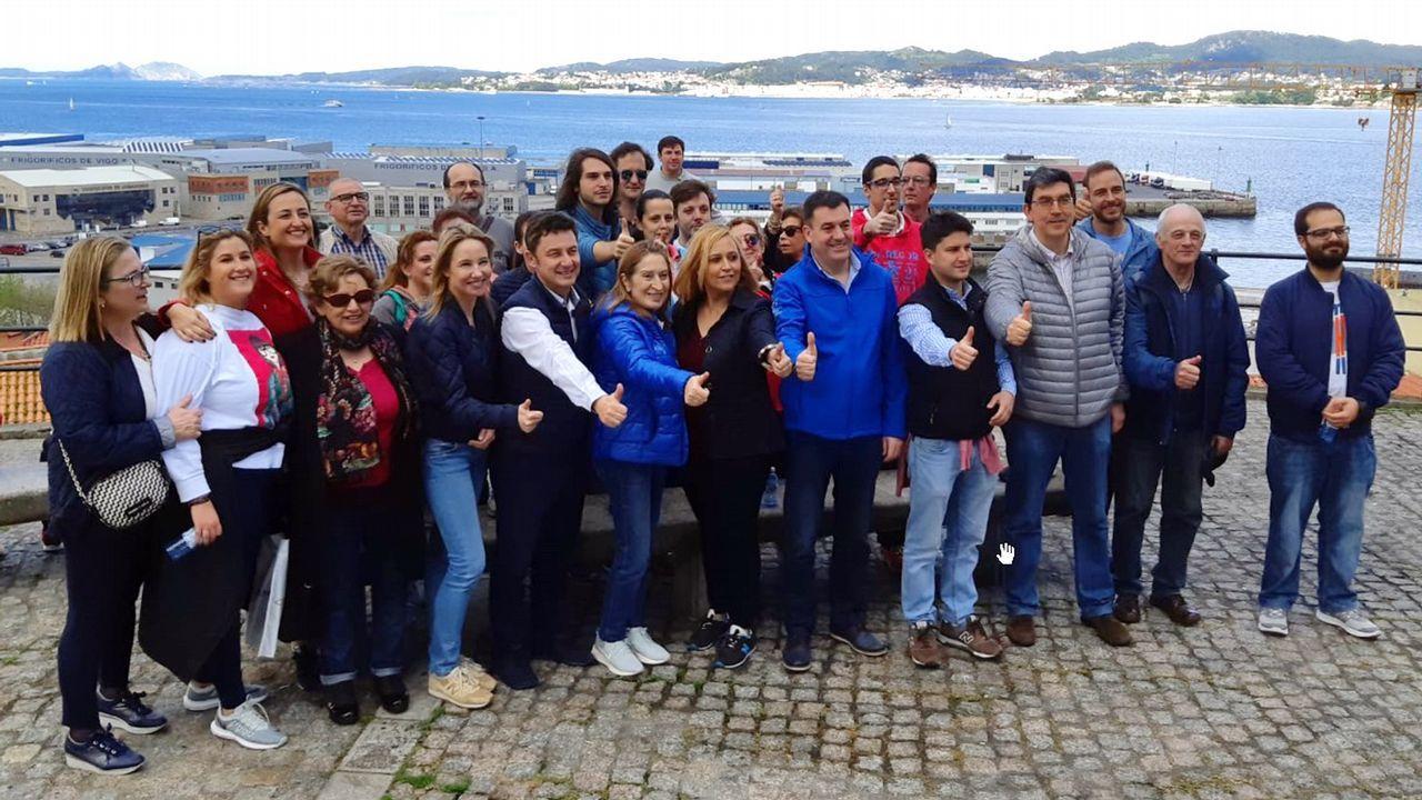 Ana Pastor, candidata del PP al Congreso por la provincia de Pontevedra, encarará su séptima legislatura como parlamentaria