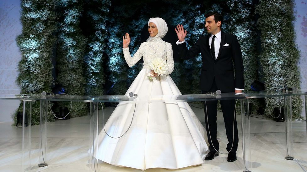La boda del año en Turquía.Atentado en Estambul