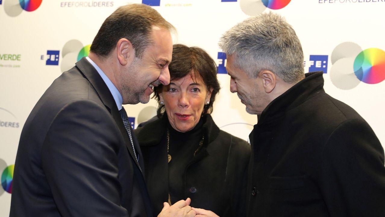 La ministra María Jesús Montero
