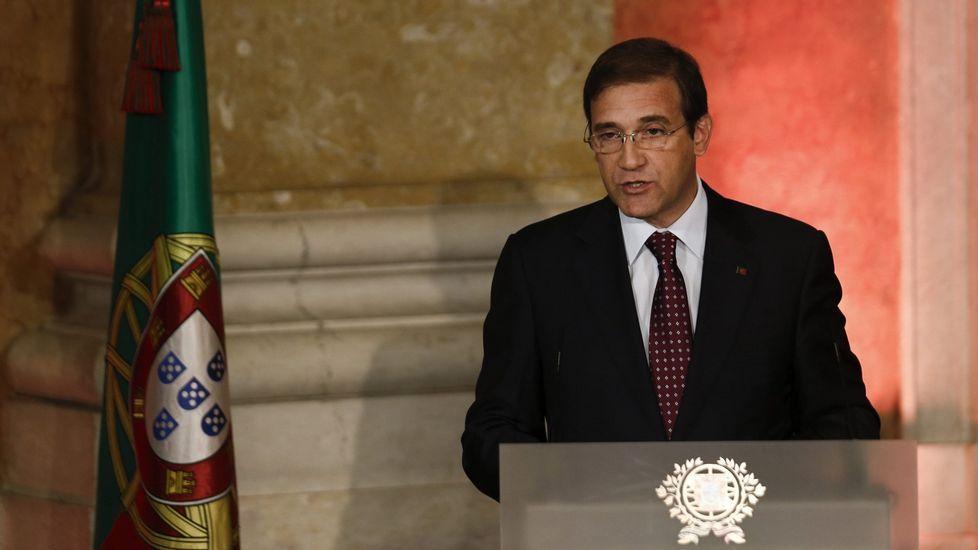 António Costa, lider del Partido Socialista portugués