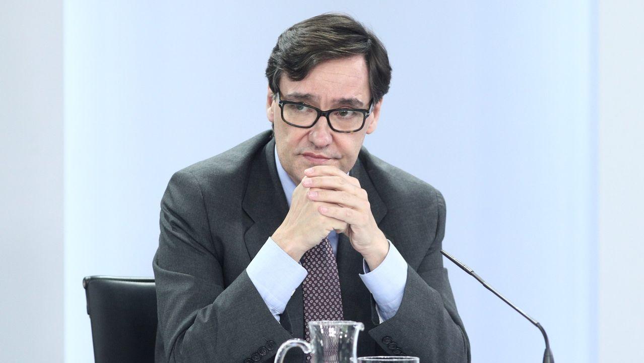 Pedro Sánchez comunica los cambios en el Gobierno.La ministra principal escocesa, Nicola Sturgeon