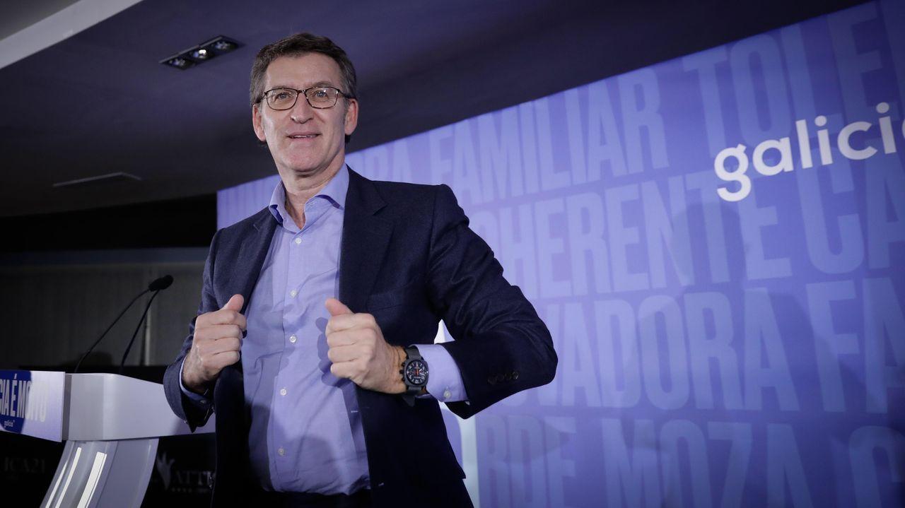 Urkullu declara emergencia sanitaria en Euskadi.Carlos Iturgaiz, candidato de la coalición de PP y Cs a las elecciones vascas