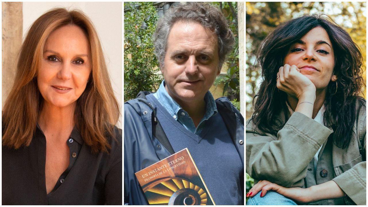 María Dueñas, Domingo Villar y Ana Iris Simón son tres de los escritores que recomiendan libro este 23 de abril