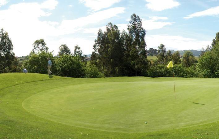 Campo de golf de La Llorea