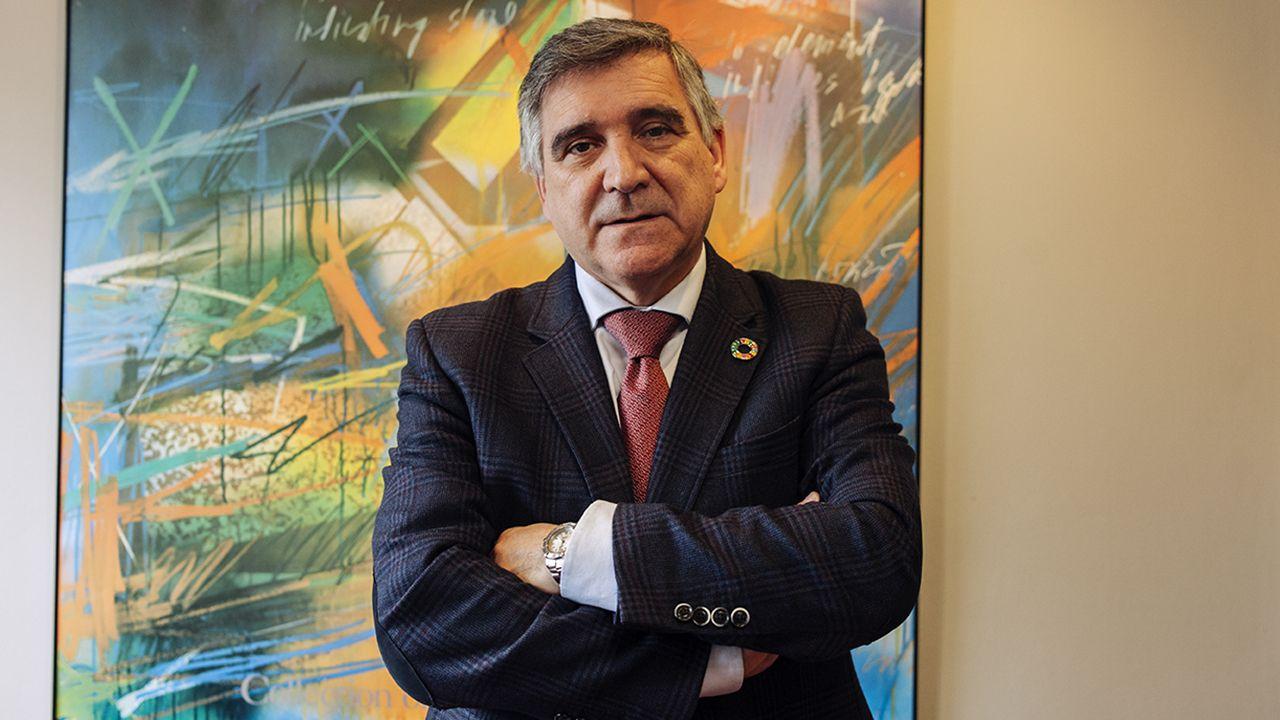 Norberto Garanger nos cuenta su odisea con un cable de telefonía que atraviesa su propiedad.Ruperto Iglesias, presidente de ASATA