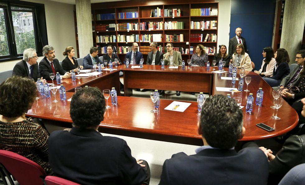 El presidente de UCE, Dacio Alonso..El presidente de UCE, Dacio Alonso.