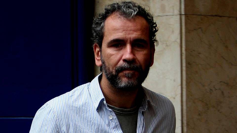 César Strawberry, vocalista de Def Con Dos, declara ante la Audiencia Nacional.Willy Toledo, en un acto en A Coruña el pasado mes de marzo