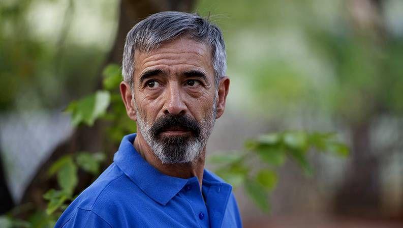 Cuéntame.Imanol Arias encarna a Vicente Ferrer en el telefilme de TVE