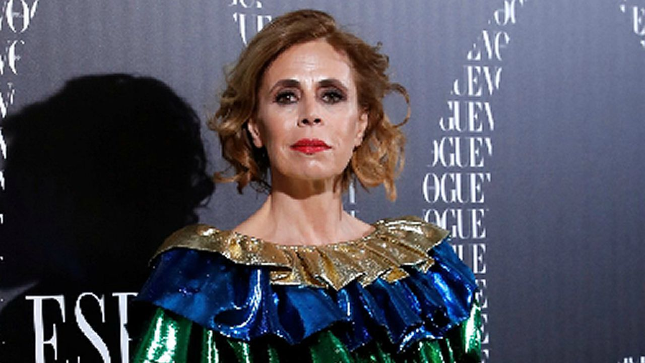 Un canto a España en el desfile de Agatha Ruiz de la Prada