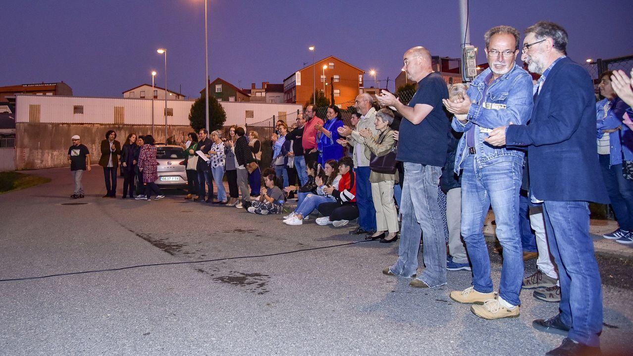 Álbum de fotos: Homenaje a las madrinas y las mujeres represaliadas en Rianxo
