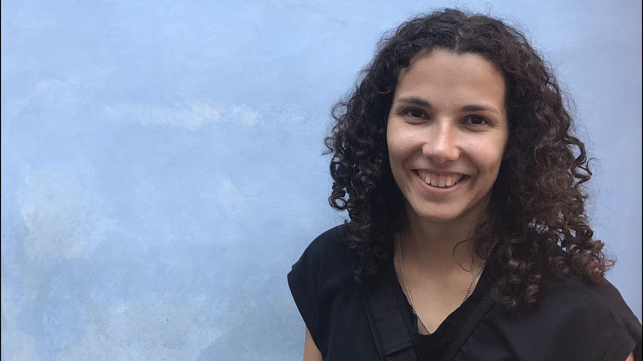 Maria lara Quiñoa Piñeiro, premio fin de carrera de Administración e Dirección de Empresas