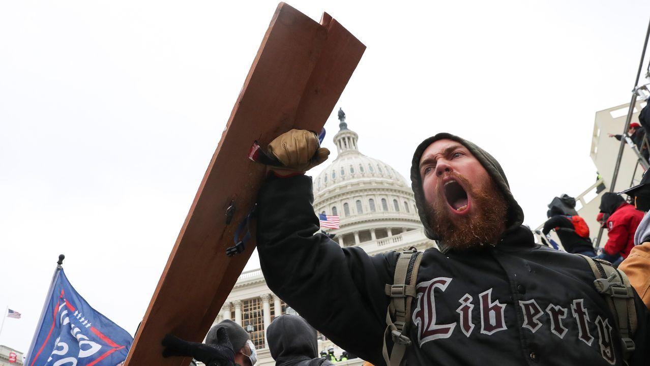 Protestas en el exterior