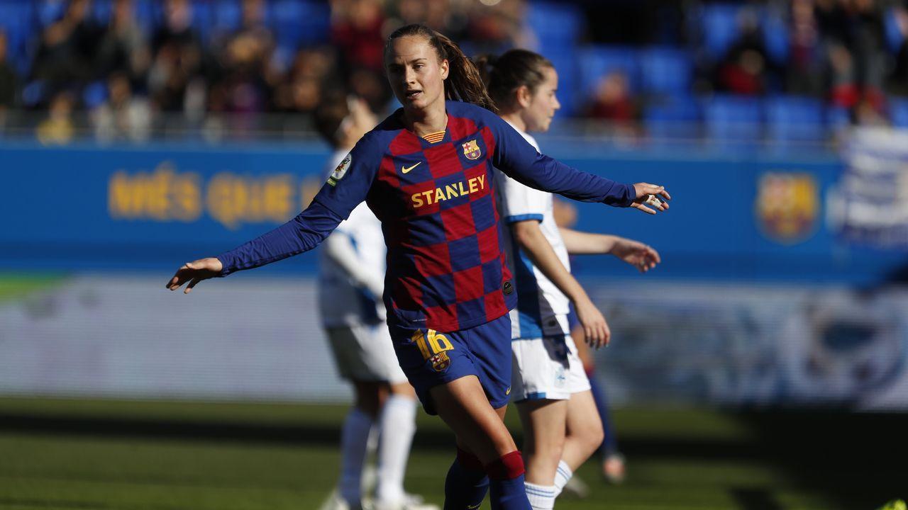 Alineación del Real Oviedo Femenino en Lezama