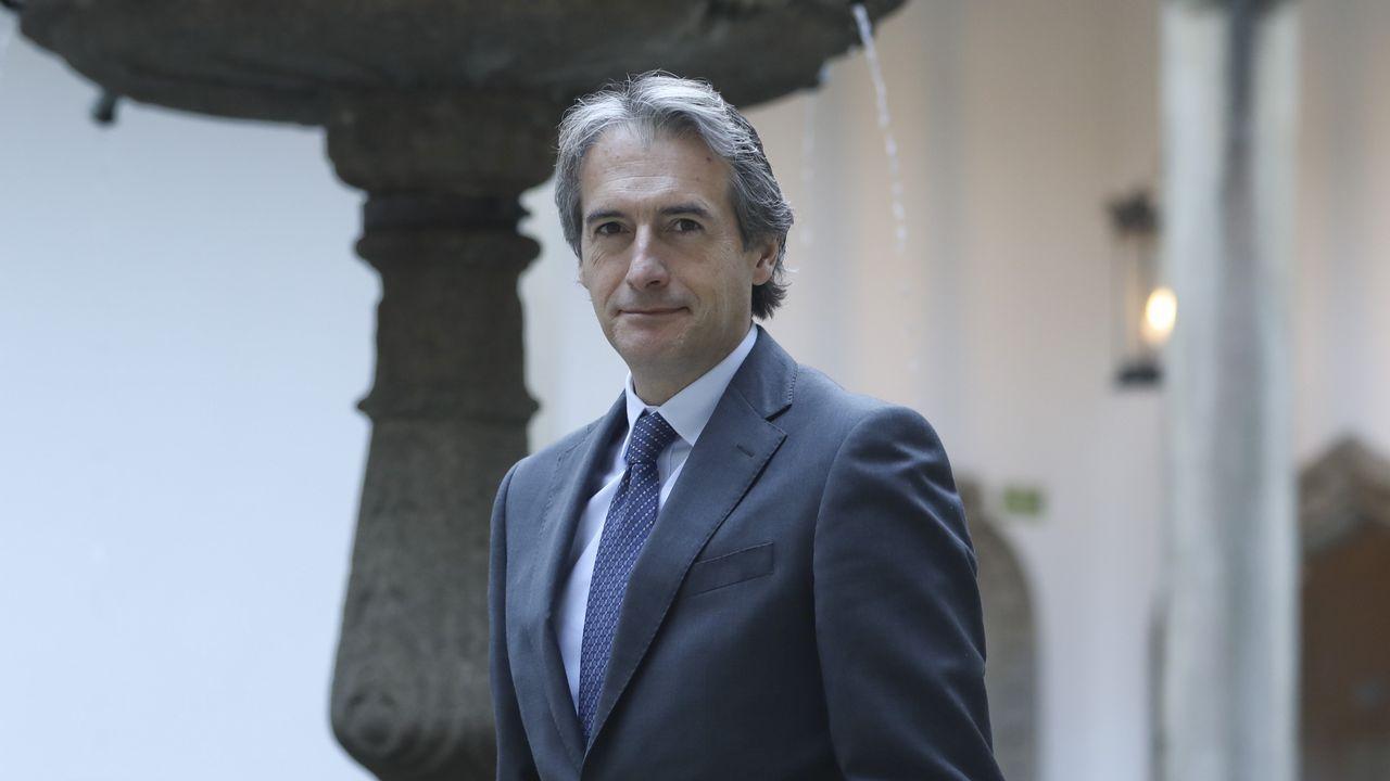 «Que nadie piense que los plazos del AVE son holgados. No podemos relajarnos».El presidente de ACS, Florentino Pérez