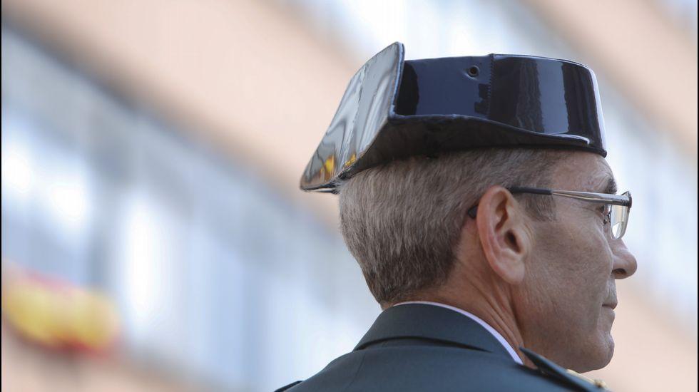 La Guardia Civil busca el rastro de Diana en parajes apartados de la costa barbanzana