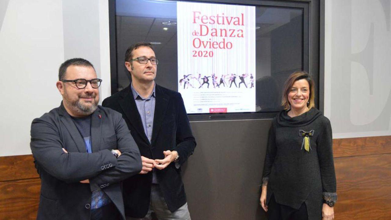 Presentación del Festival de Danza de Oviedo