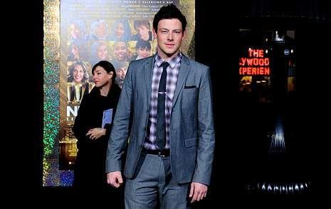 Cory Monteith, en una imagen de archivo, durante la promoción de una película en Los Ángeles.