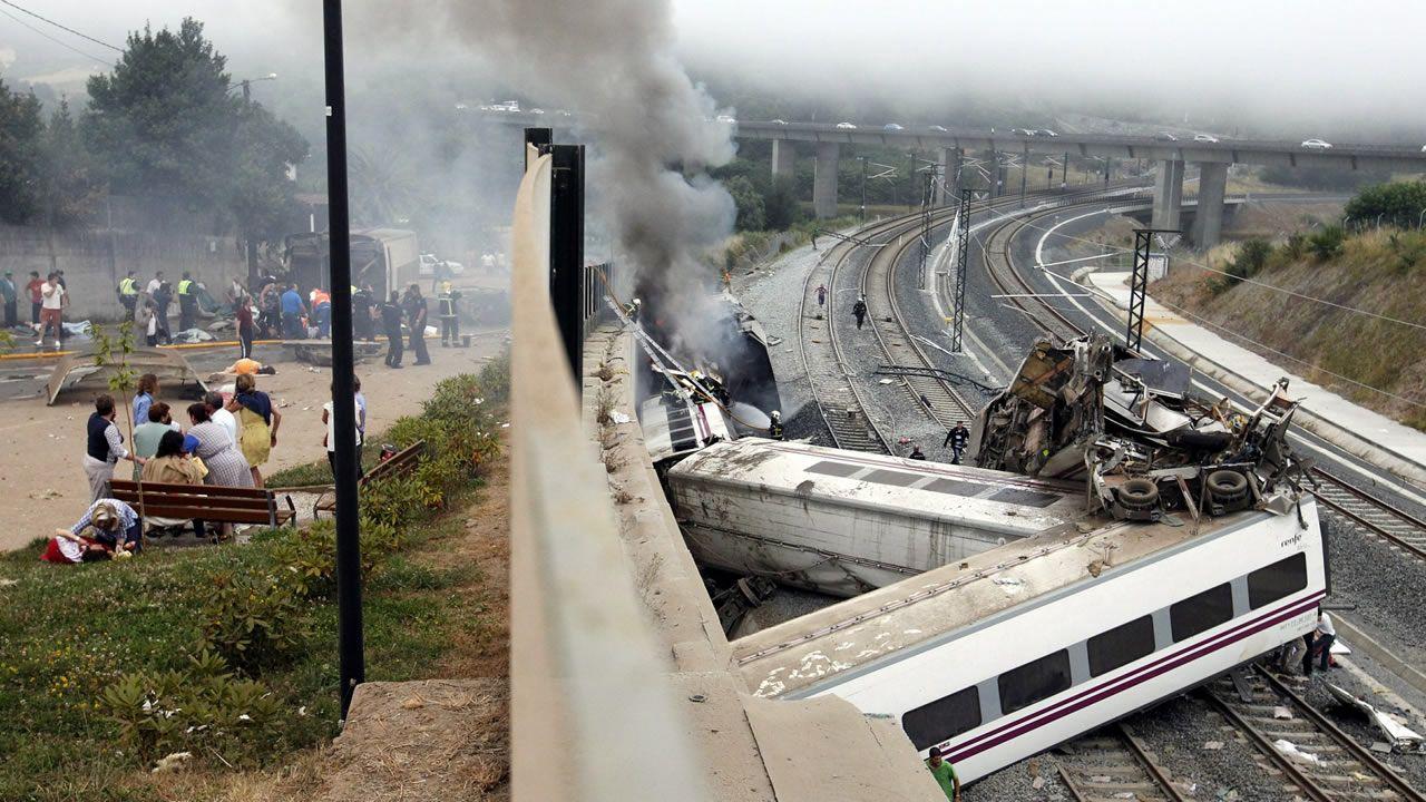 En la imagen se observan los avances de la infraestructura que tiene que estar terminada en un año