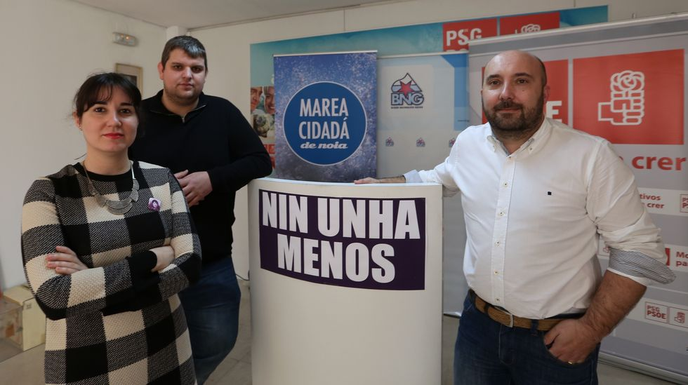 La oposición de Noia exige la dimisión inmediata del alcalde por sus chistes machistas