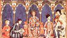 El rey mantuvo una intensa relación con Galicia