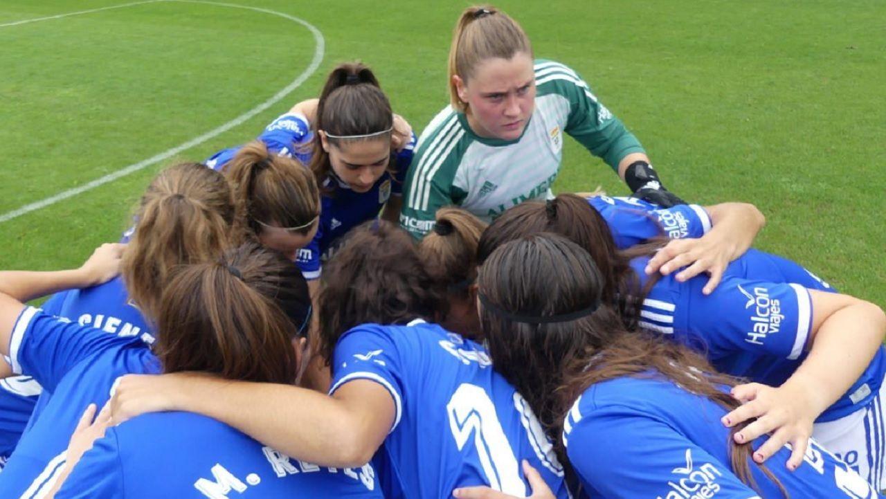 Real Oviedo Femenino.Un reciente estudio de la OMS recomienda fomentar más oportunidades para que las niñas hagan ejercicio