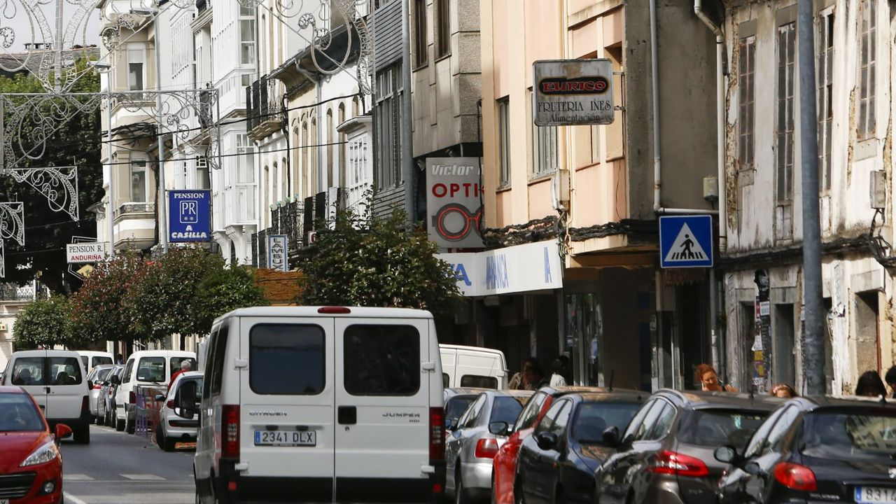 Vehículo de la Policía Local de Gijón