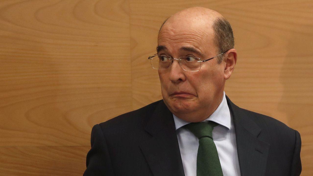 supremo.El coronel de la Guardia Civil, Diego Pérez de los Cobos, en una imagen de archivo